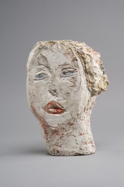 , 'Head of a Woman (Flora Mayo) (Tête de femme [Flora Mayo]),' 1926, Guggenheim Museum