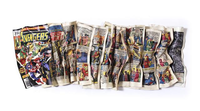, 'The Avengers #150,' 2017, Galerie de Bellefeuille