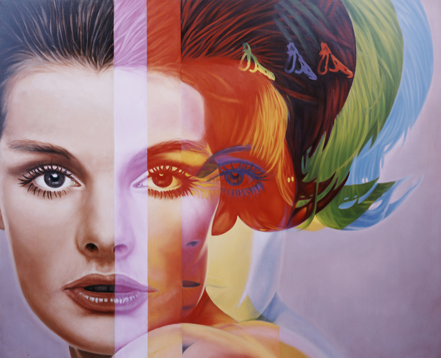 Richard Phillips, 'Spectrum,' 1998, Richard Phillips