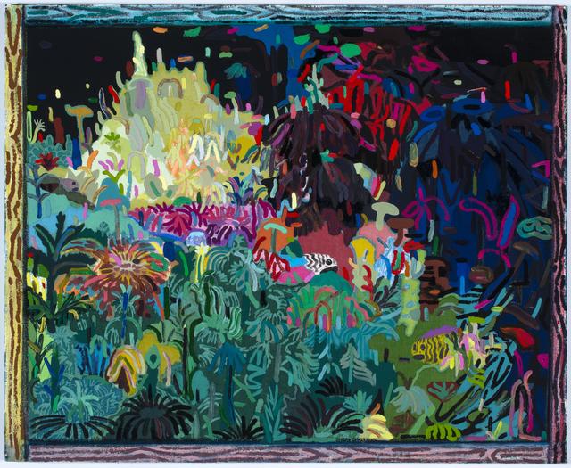 , 'Aquarium with Three Fish,' 2019, David B. Smith Gallery