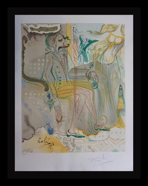 Salvador Dalí, 'The Marquis de Sade The Twins Outwit Damis', 1969, Fine Art Acquisitions