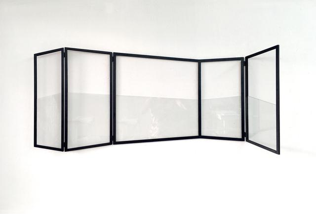 , 'Entreaberto #4,' 2017, Galeria Lume