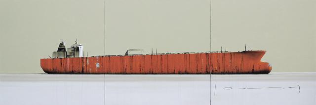 , 'Tanker 76 (triptych),' 2019, Quantum Contemporary Art