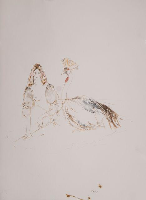 Yalda Sepahpour, 'Watercolor # 8', 2019, Simard Bilodeau Contemporary
