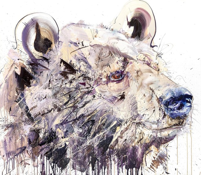 Dave White, 'Young Grizzly', 2019, Visions West Contemporary