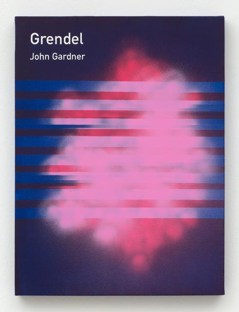 , 'Grendel / John Gardner,' 2014, Wilkinson