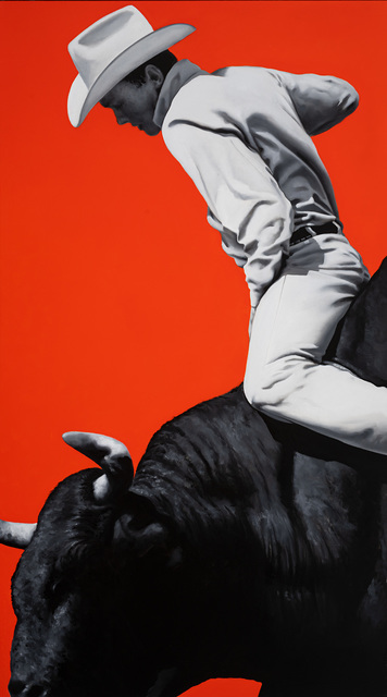 Geoffrey Gersten, 'J-Boy ', 2021, Painting, Original oil on canvas, Off The Wall Gallery