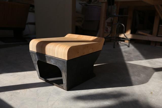 , 'Vintage Lounge Stool,' 2016, Space 776