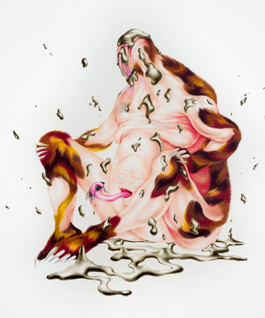 Elena Minyeyevtseva, 'Bear Totem', 2019, Tatjana Pieters