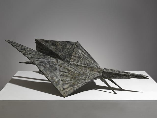 , 'Bird III,' 1958, Osborne Samuel