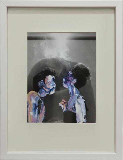 """, '""""IN THE SAME BREATH"""",' 2017, Voloshyn Gallery"""