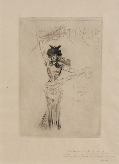 , 'NATURALIA,' 1875-1878, Gerrish Fine Art