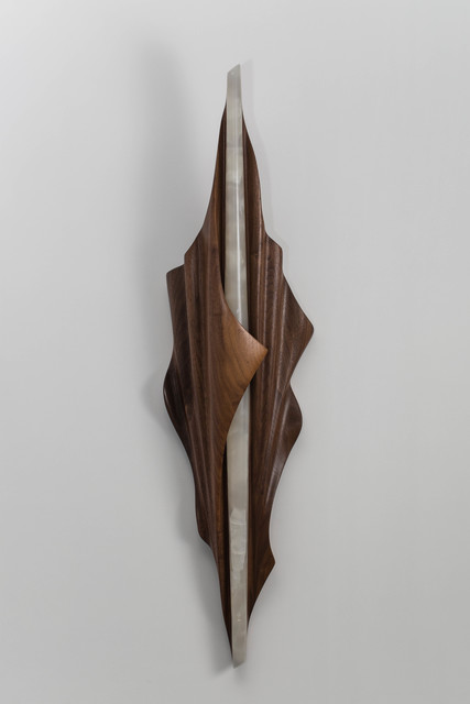 , 'Markus Haase, Black Walnut Single Wrapped Sconce, USA, 2016,' 2016, Todd Merrill Studio