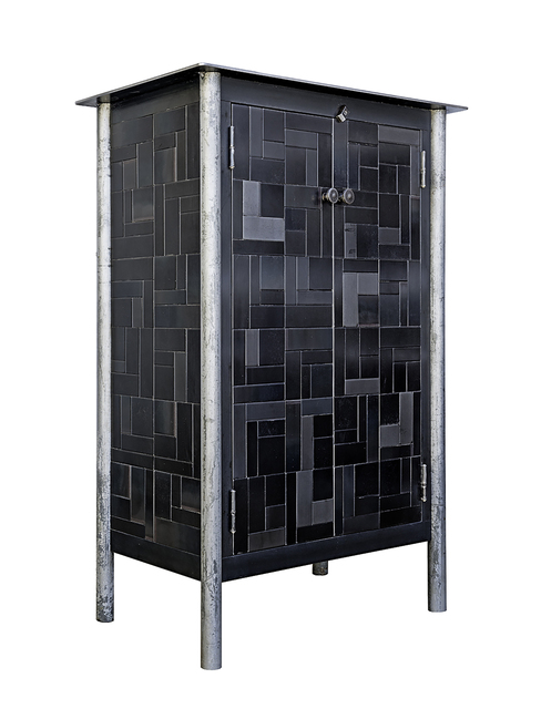 , 'Half Houstop Quilt Cupboard,' 2017, Gallery Victor Armendariz