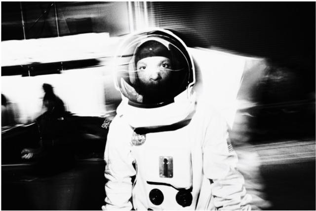 Tomasz Lazar, 'The astronaut', 2011, °CLAIR Galerie