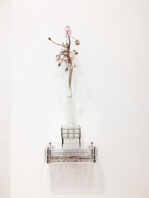 , 'Of Beauty and Decay; or, not (transparent),' 2018, Malin Gallery