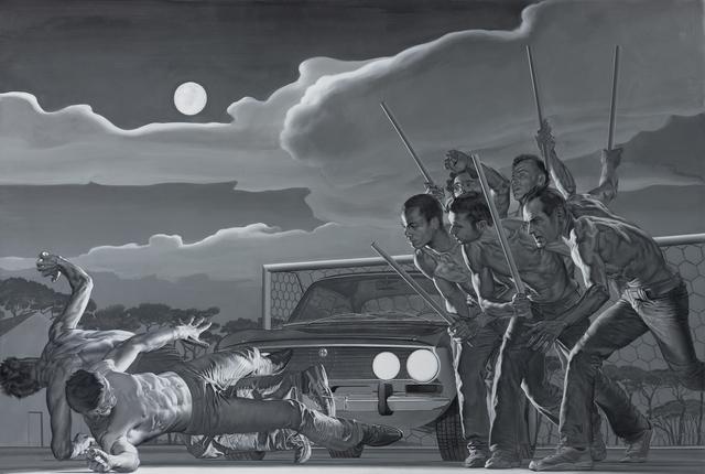 , 'Hostia - Assasination No.1 - Pasolini,' 2015, Gallery Poulsen