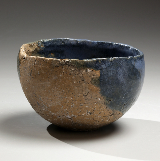 , 'Haiseiyū wan: Blue-ash Glazed Teabowl,' 2014, Joan B. Mirviss Ltd.