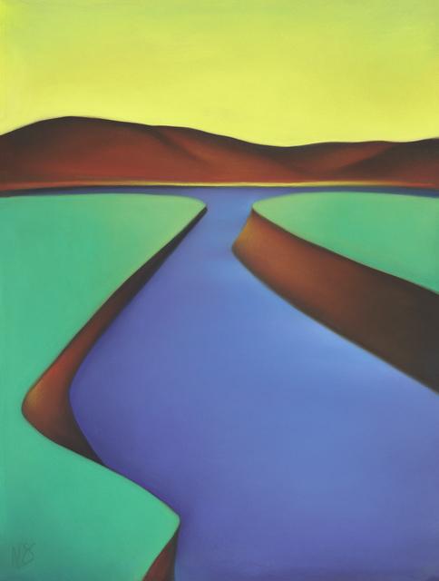 , 'Spring at the Bosque 19-12,' 2019, Ventana Fine Art