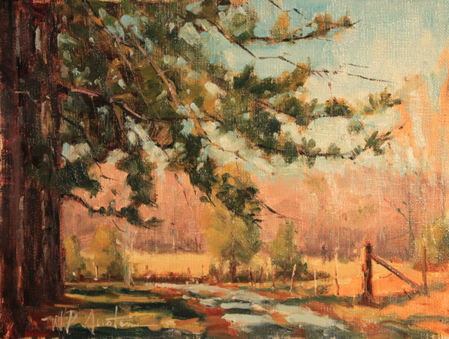 , 'Afternoon Drive,' , Beverly McNeil Gallery
