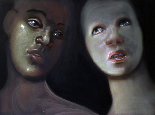 , 'Lovers Series No. 20,' 2017-2018, Charles Nodrum Gallery