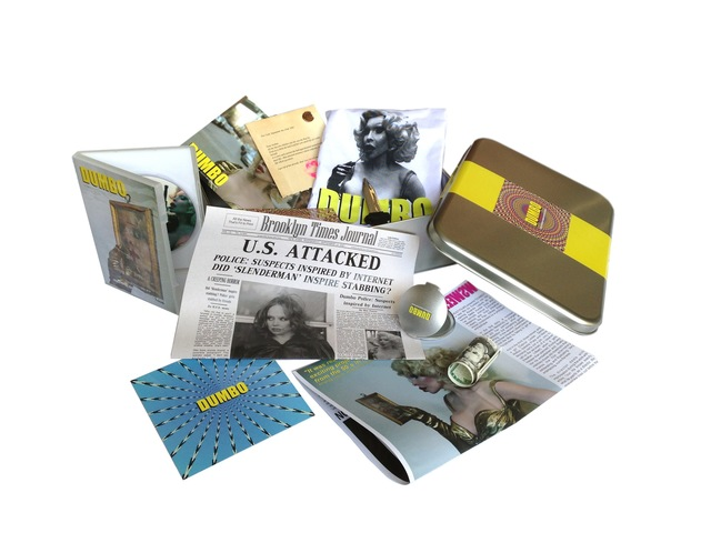 , 'BOX DUMBO,' 2015, Galeria Leme