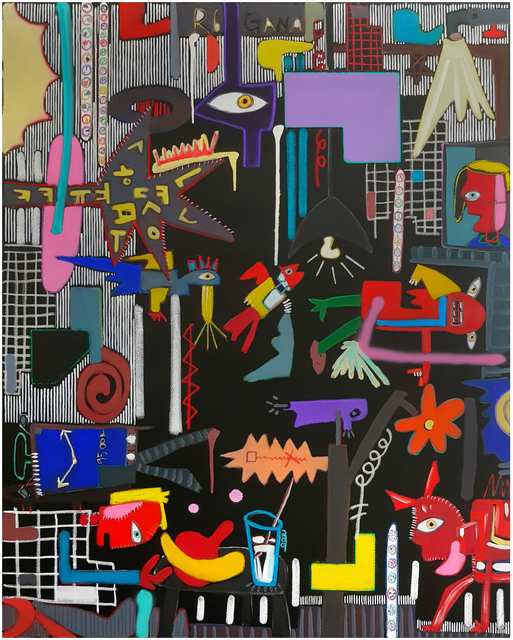 Woolga Choi, 'Black Series |Brooklyn 002 ', 2019, ART MORA