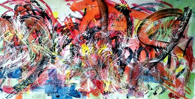 , 'Kingdom,' 2018, Dhi Artspace