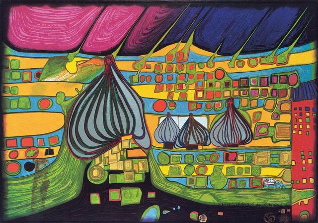 , 'Yellow Last Will,' 1971, Pucker Gallery