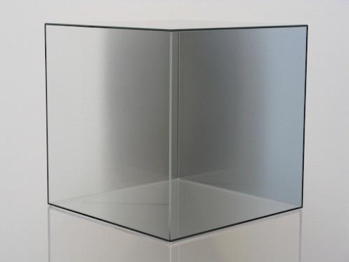 , 'Cube #42 (Gray) ,' 2005, NYEHAUS