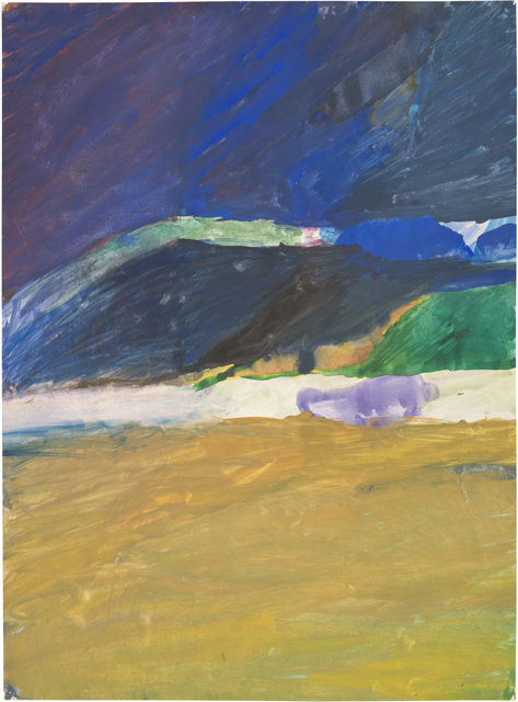 , 'Untitled,' ca. 1962, Richard Diebenkorn Foundation