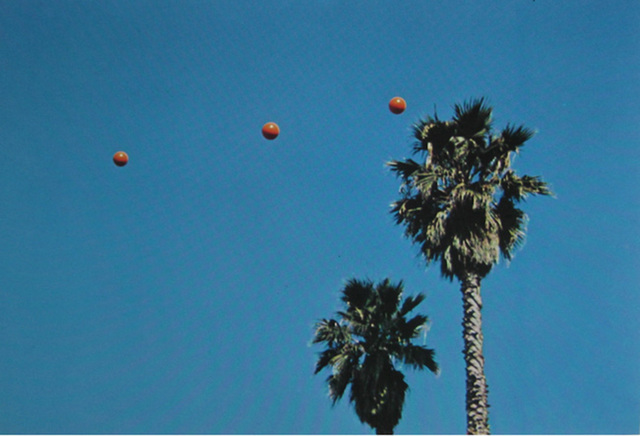 , 'Throwing Three Balls in the Air (Best of 36 Attempts),' 1973, Alden Projects