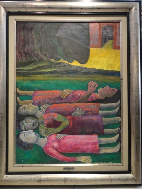 ", '""Untitled"",' 1999, GALERÍAS A. CRISTOBAL"