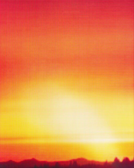 , 'sg_sunset_06,' 2017, Proyecto H Contemporaneo