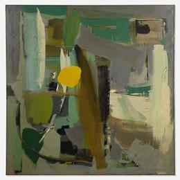 Square Green-Gray