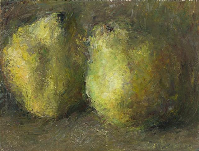 , 'Deux coings,' 2012, Galerie Koch