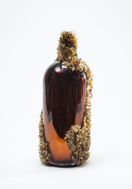 , 'ENCRUSTED SHIPWRECK MALLET BOTTLE,' 2016, Heller Gallery