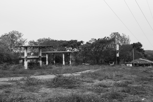 , '26 Used to be Gasoline Stations (La Unión, Guerrero),' 2007-2015, Machete