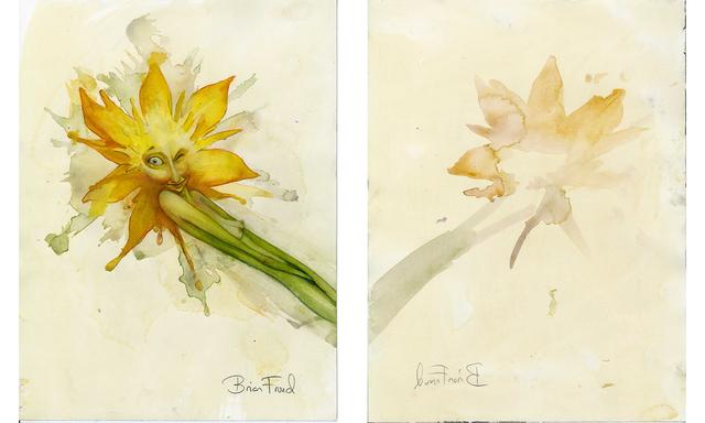 Brian Froud, 'Lady Cottington's Pressed Fairy Calendar #14', 2009, IX Gallery