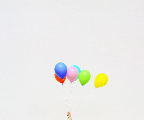Kimberly Genevieve, 'Untitled (Balloons)', 2020, Photography, Hahnemühle 100% cotton rag paper with archival epson inkjet pigments, ArtStar