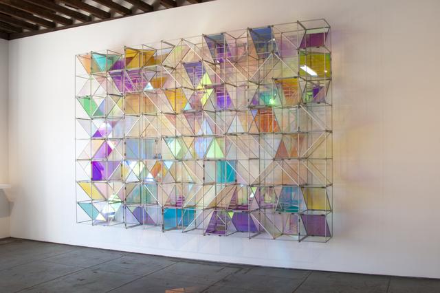 , 'Dichroic Glass Field 2016,' 2016, Wilding Cran Gallery