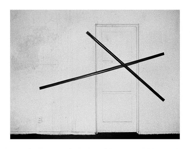 , 'Hollywood Suites Bound Door 9,' 1976/2016, Casemore Kirkeby