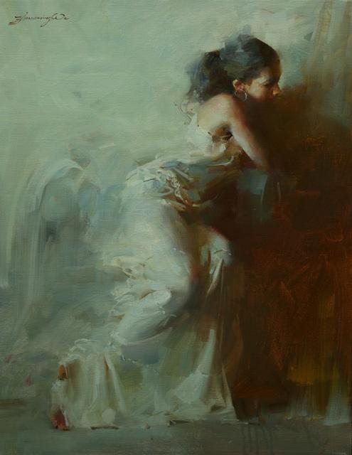 , 'Simone in White,' 2015, Gallery 1261