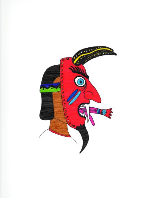 , 'Diablo,' 2014, Fazakas Gallery