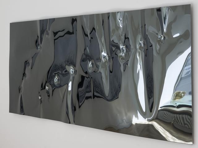 , 'Molded Mirror No. 31,' 2014, Galerie Kornfeld