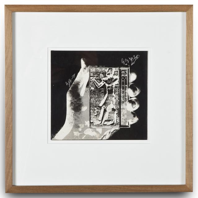 Wallace Berman, 'Untitled #102', 1964-1976, Kohn Gallery