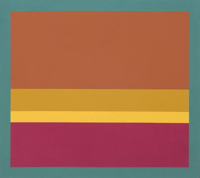 , 'Untitled ,' 1971, Hutchinson Modern
