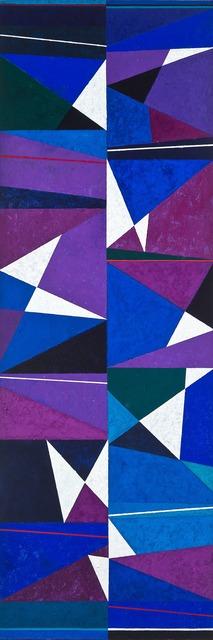 , 'Les Bateaux,' 2014, Simões de Assis Galeria de Arte