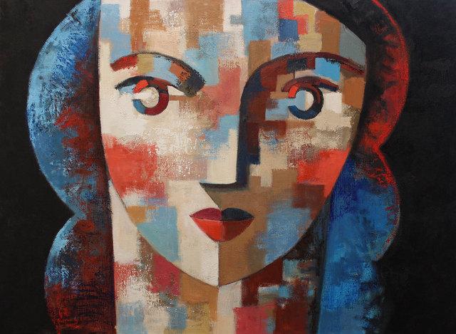 , 'Face,' 2017, GALERIA JORDI BARNADAS