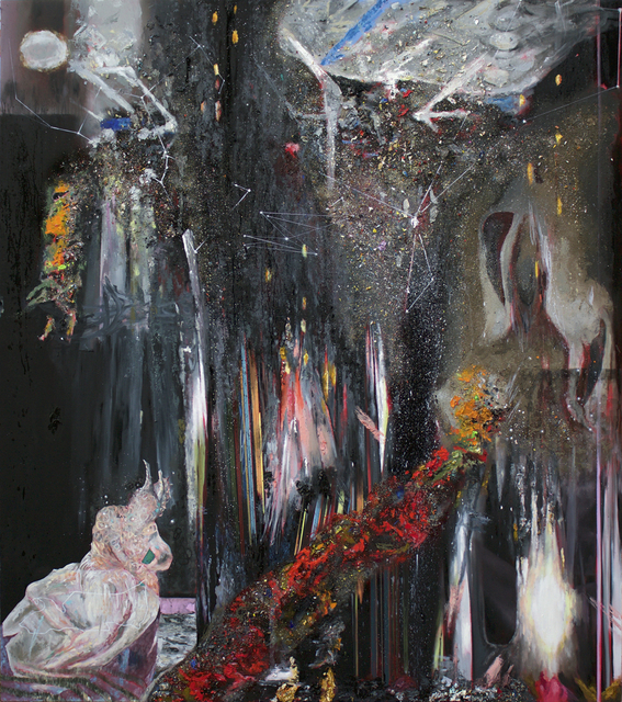 , 'Removing the Demon From the Rock,' , Tinney Contemporary